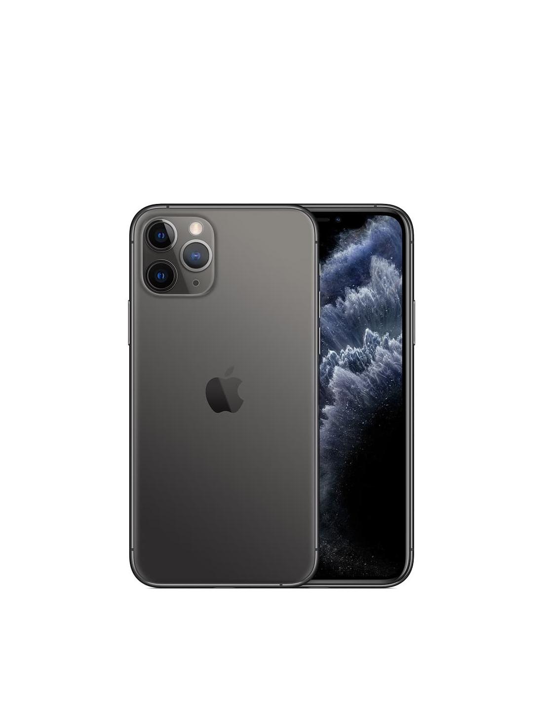 iPhone 11 pro Max negro segunda mano