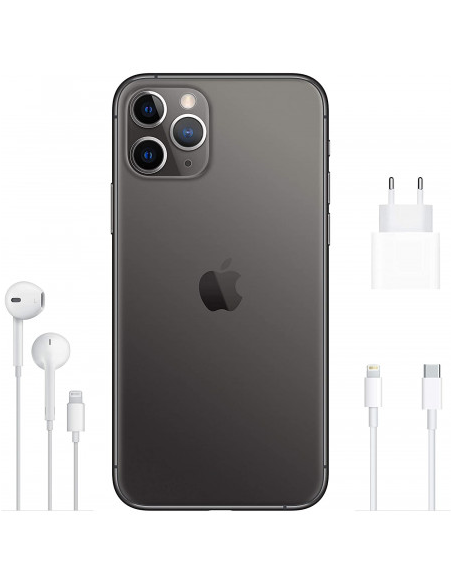iPhone 11 Pro Mx Negro 256GB segunda mano