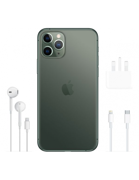 Precio iPhone 11 Pro Green Midnight
