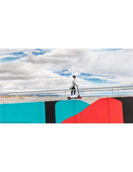 subir cuestas patinete Bongo Serie Z Red Cecotec