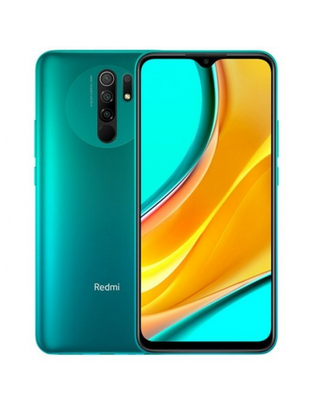 Xiaomi Redmi 9 4/64GB Verde Libre