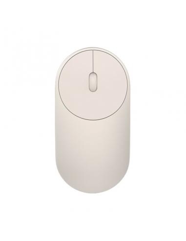Ratón Mi Portable Mouse Gold