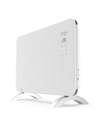 Ready Warm 6650 Crystal Connection Cecotec Radiador Eléctrico Wi-Fi 1000W