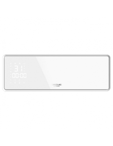 Ready Warm 5300 Power Box Ceramic Cecotec Calefactor de pared eléctrico 2000W Blanco