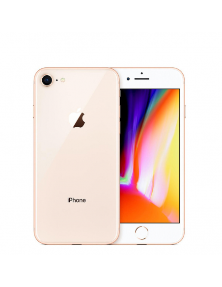 IPHONE 8 256gb ORO reacondicionado