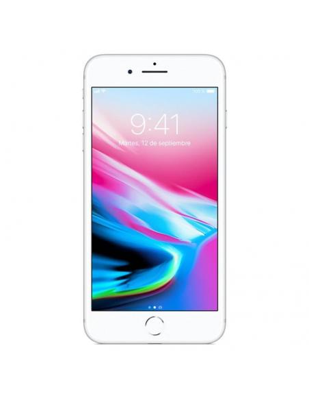comprar iPhone 8 Plus plateado 64gb libre