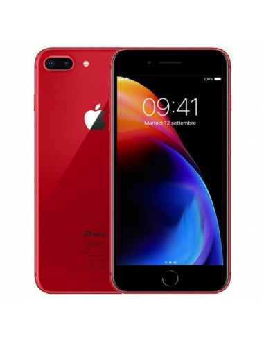 iPhone 8 Plus 64Gb Rojo reacondicionado