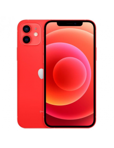 comprar iPhone 12 Mini 256GB Rojo