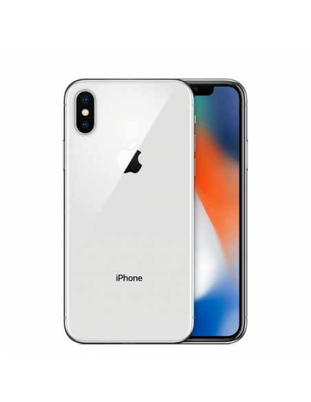 IPHONE X 64GB plata barato