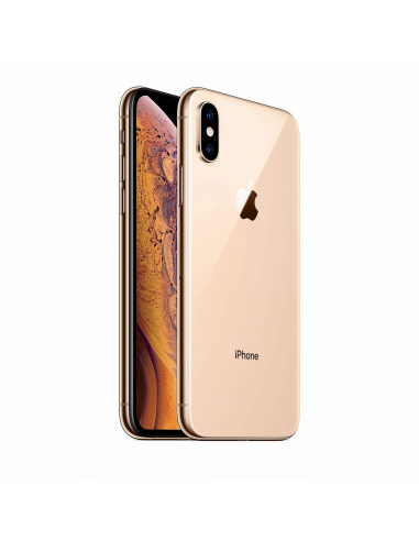 IPHONE XS MAX ORO reacondicionado