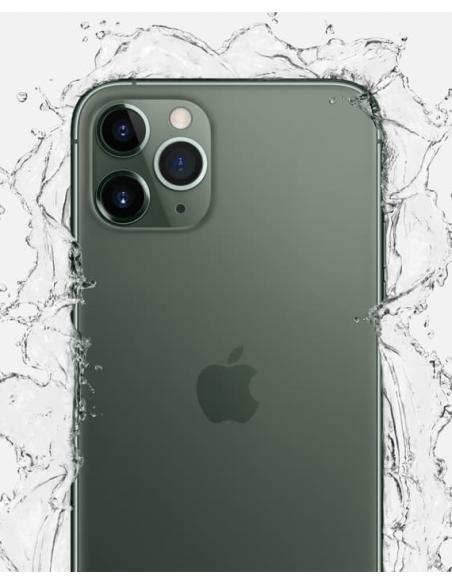 iPhone 11 Pro Verde resistente al agua