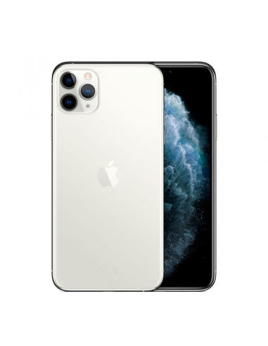 iPhone 11 Pro Max Plata 256GB