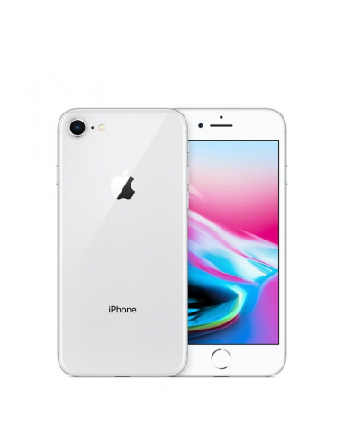IPHONE 8  64GB PLATA reacondicionado