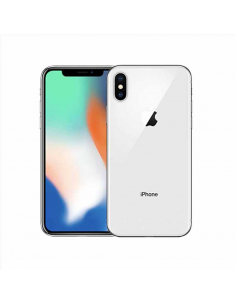 iPhone X Blanco de 256 GB reacondicionado