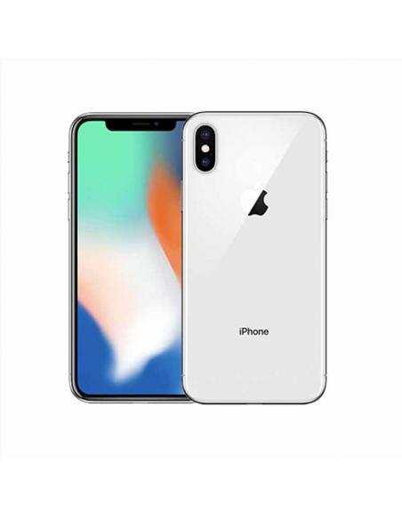 iPhone X Blanco de 256 GB reacondicionado