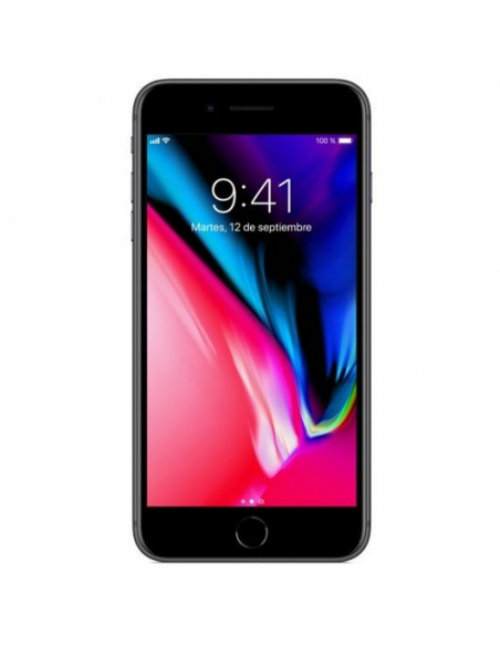 comprar iPhone 8 Plus gris espacial 256gb