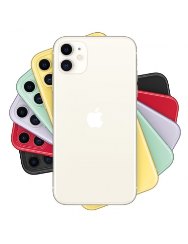 iPhone 11 Blanco 256 segunda mano garantia