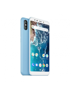 Móvil Mi A2 EU 6GB 128G Blue