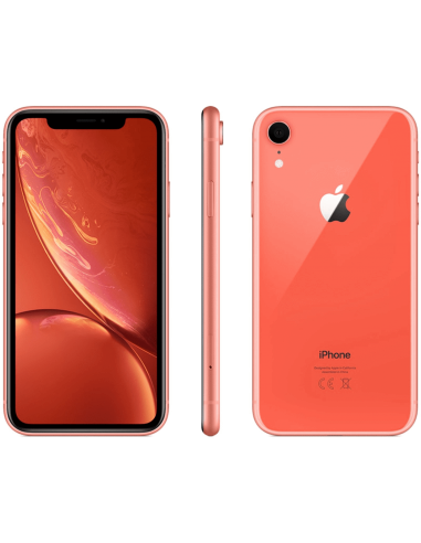 IPHONE XR CORAL reacondicionado