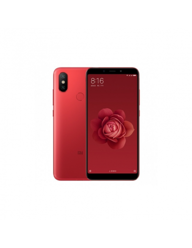 Móvil Mi A2 4GB 64GB red