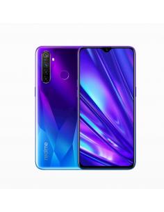 mejor opción smartphone calidad precio | móvil realme 5 pro azul