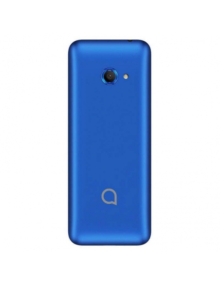 Móvil básico Alcatel 3088X 4GB/512MB 4G Azul