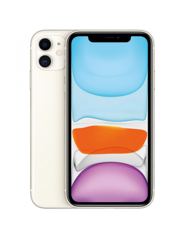 Precio iPhone 11 64GB Blanco
