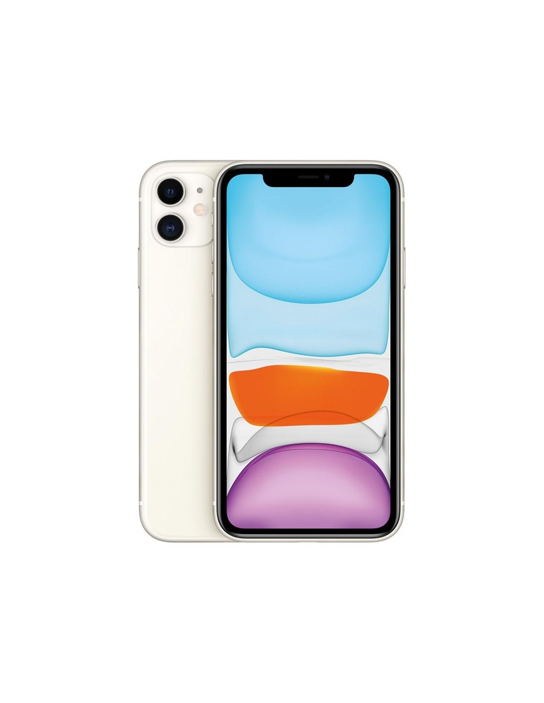 iPhone 11 Blanco 128GB de fabrica oferta