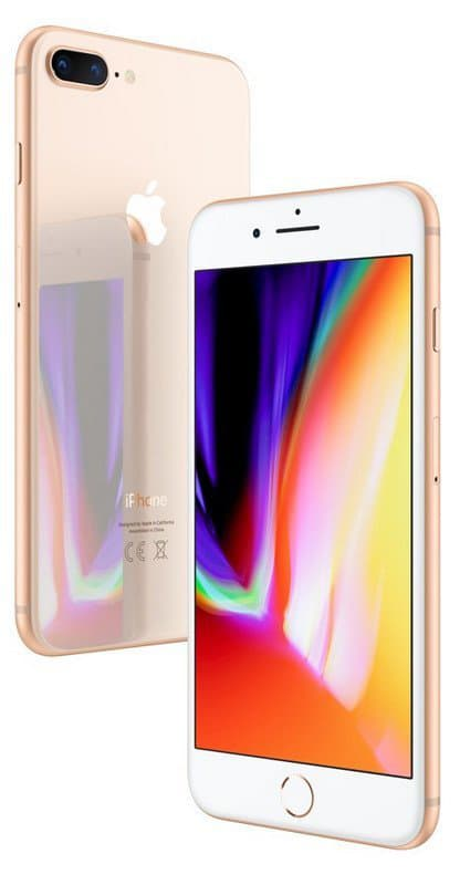 precio iphone 8 plus 64GB dorado segunda mano reacondicionad