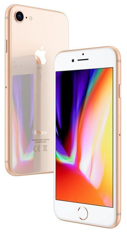 pantalla retina iphone 8 Oro 256