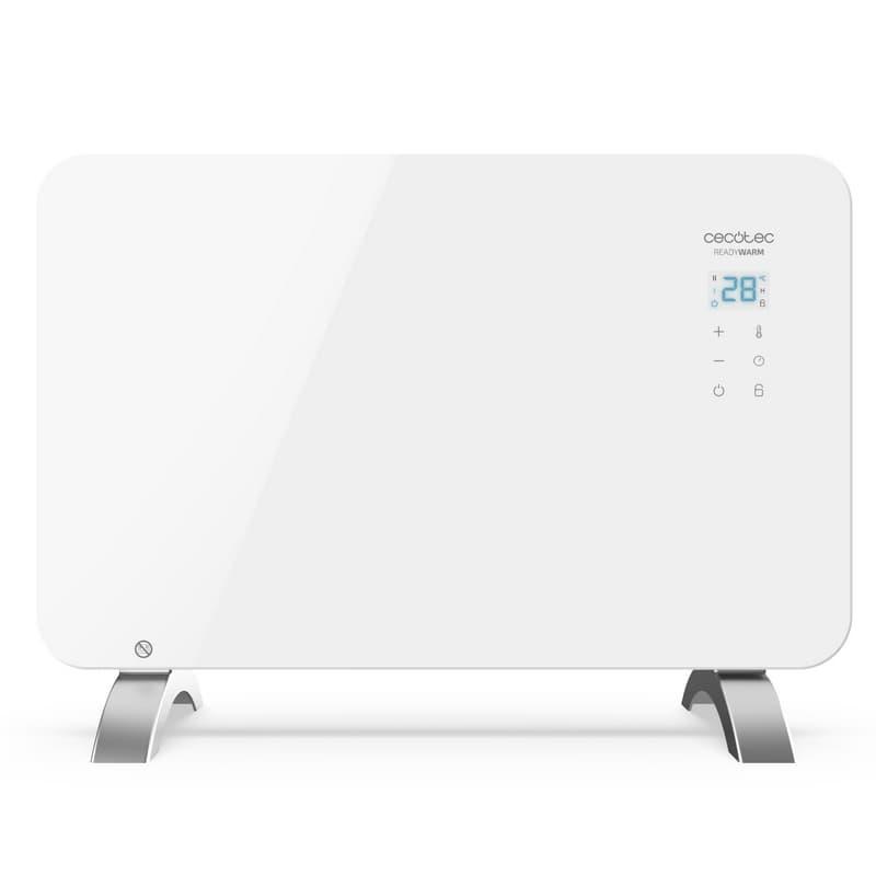 precio Ready Warm blanco 6650 Crystal Connection Cecotec Radiador Eléctrico Wi-Fi 1000W