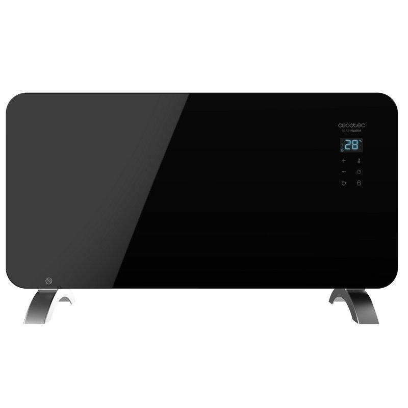 precio Ready Warm 6720 Crystal Connection Cecotec Radiador Eléctrico Wi-Fi 1000W