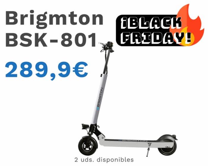 PATINETE Brigmton BSK801 PRECIO