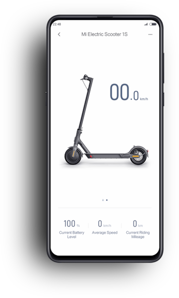 control por app nuevo patinete Xiaomi 2020 mi scooter 1s