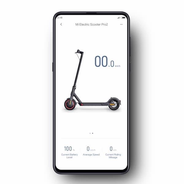 control por app nuevo patinete Xiaomi 2020 mi scooter pro 2