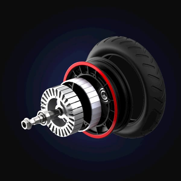 potencia motor 600w mi electric scooter pro 2