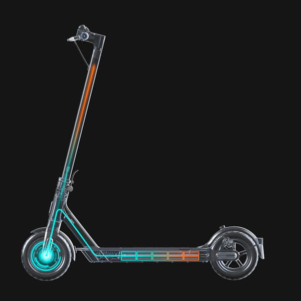 freno regenerativo mi scooter pro 2 2020