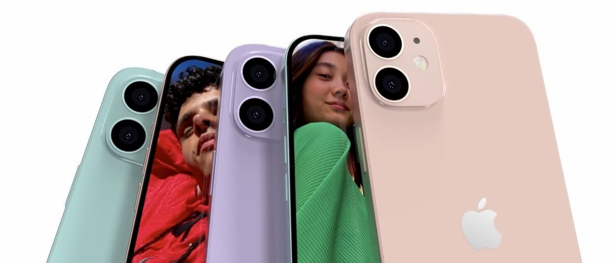 colores iPhone 12 2020