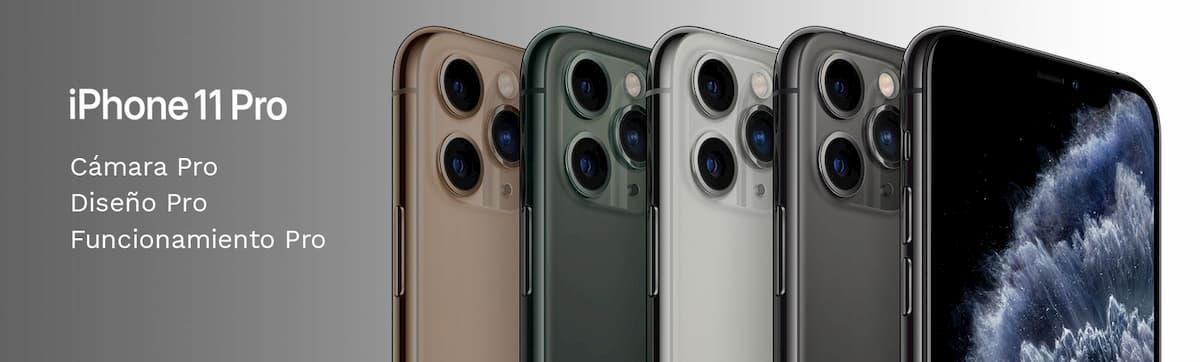 comprar iPhone 11 Pro verde