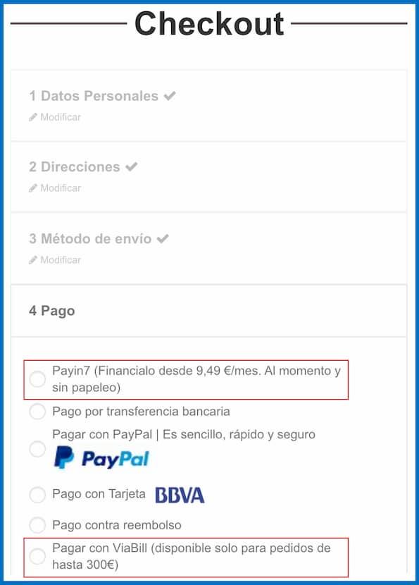 Financiación Móvil Express